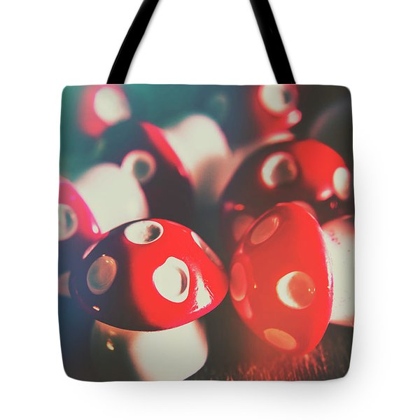 Kept Out In The Dark Tote Bag
