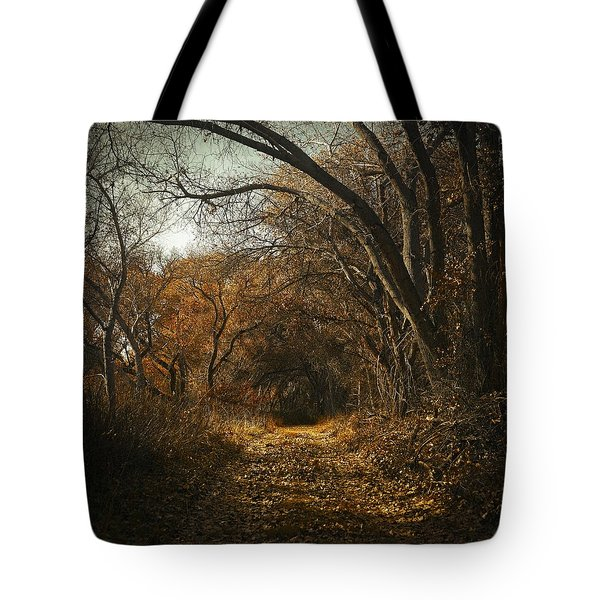 Kern River Preserve - December 2015-2 Tote Bag