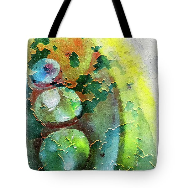 Kernodle On The Half Shell Tote Bag