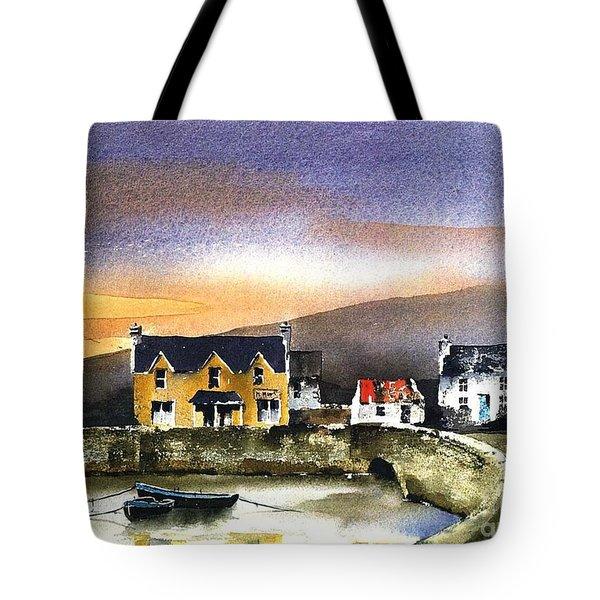 Kerry... Beara. Killmakilloge Harbour Tote Bag