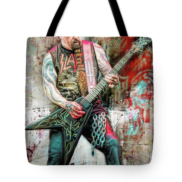 Kerry King, Slayer Tote Bag