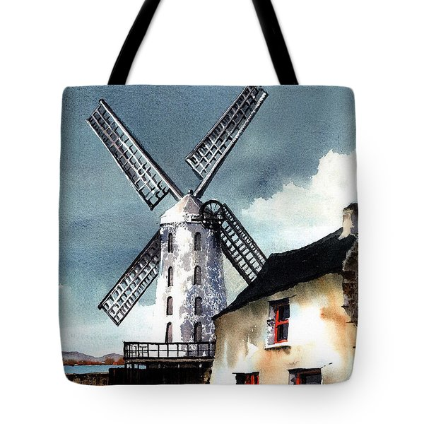 Kerry Windmill At Blennerville Tote Bag