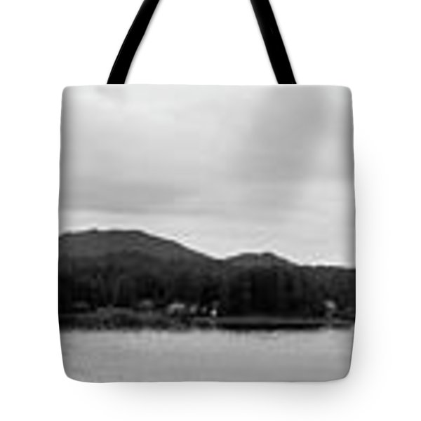 Ketchikan Harbor Tote Bag