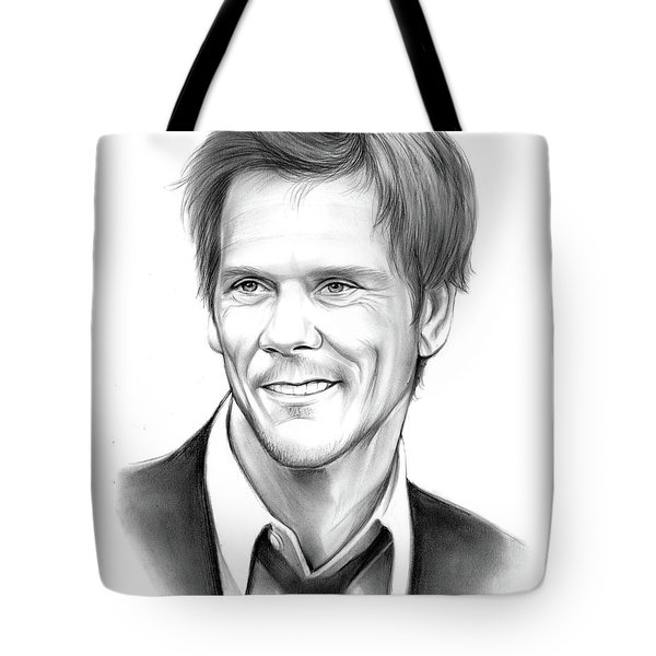 Kevin Bacon Tote Bag