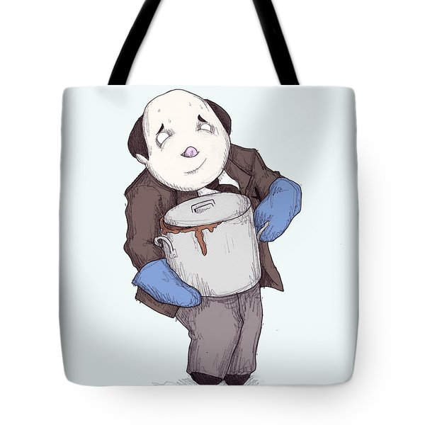 Kevin's Famous Chili  Tote Bag