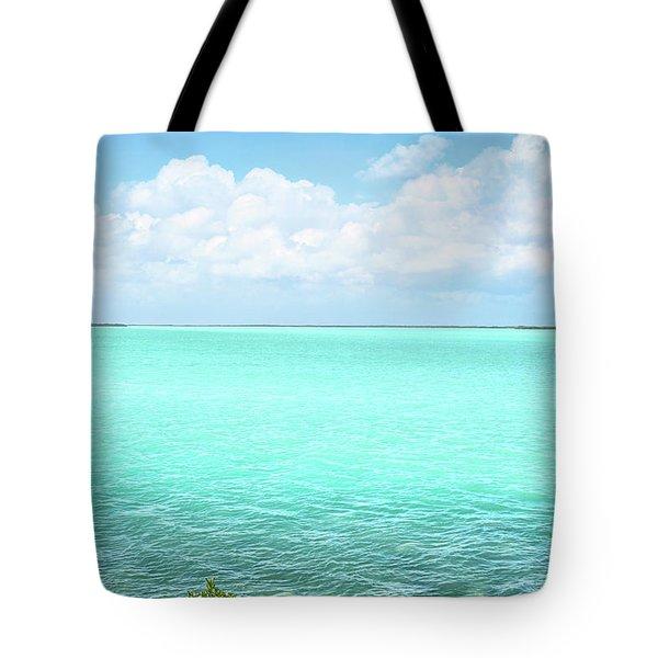 Key Colors Tote Bag