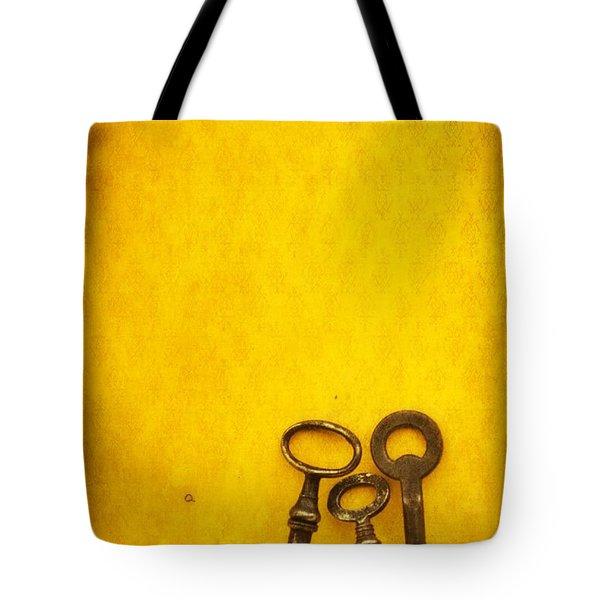 Key Family Tote Bag