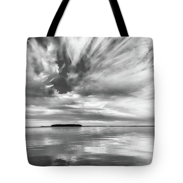 Key Largo Sunset Tote Bag