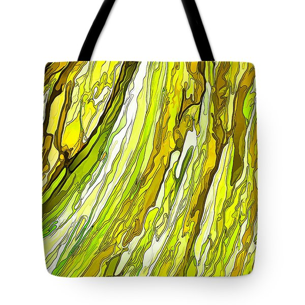 Key Lime Delight Tote Bag by ABeautifulSky Photography