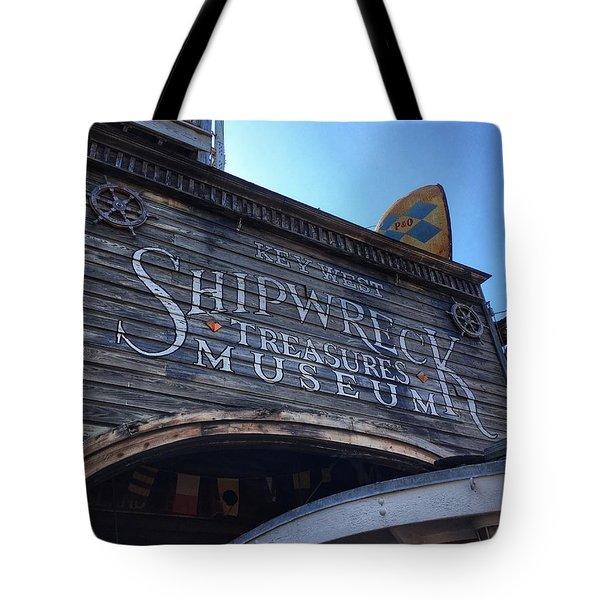Key Museum  Tote Bag