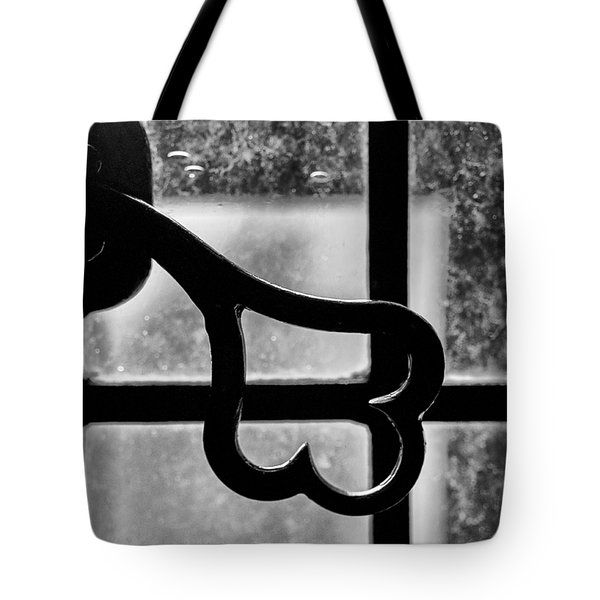 Tote Bag featuring the photograph Key To The World by Christi Kraft