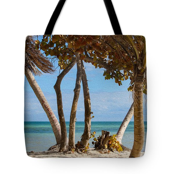Key West Afternoon Tote Bag