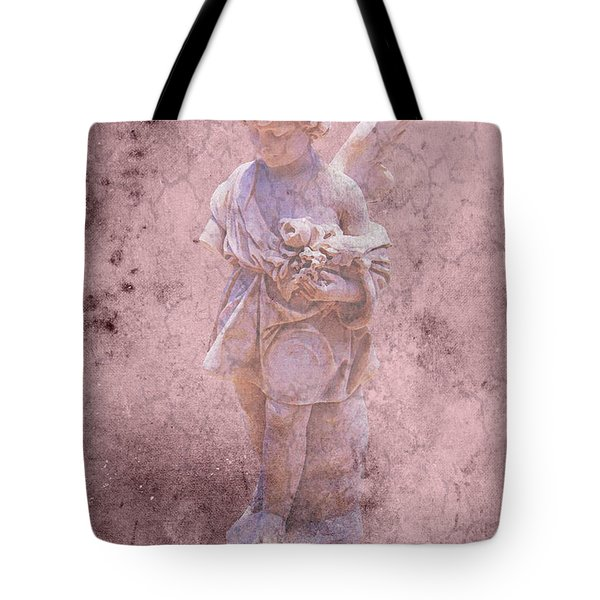 Key West Angel #2 Tote Bag