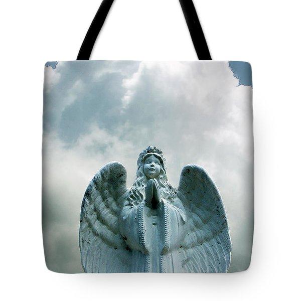 Key West Angel #5 Tote Bag