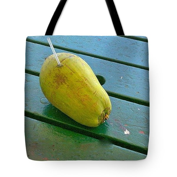 Key West Anyone? Tote Bag