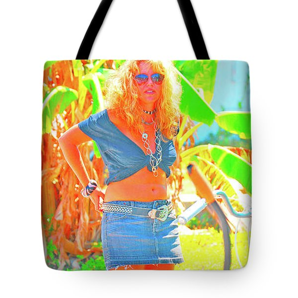 Key West Life Tote Bag