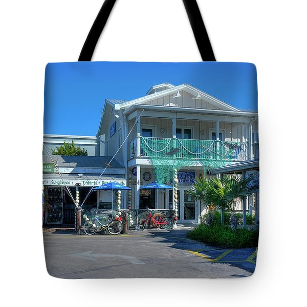 Key West Tackle Tote Bag