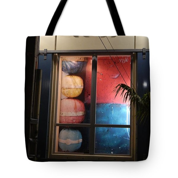 Key West Window Tote Bag