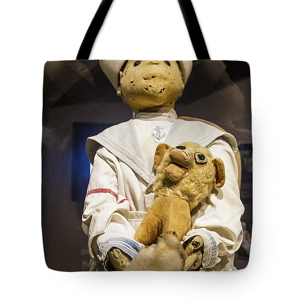 Key Wests Robert The Doll Tote Bag