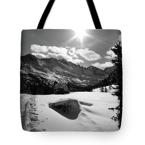 Keyboard Of The Winds Tote Bag by Silke Brubaker
