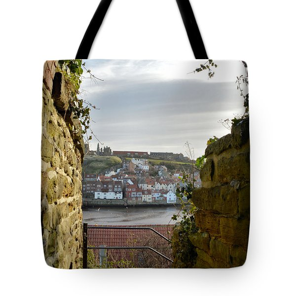 Keyhole View Tote Bag