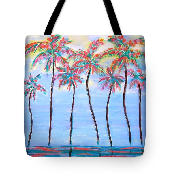 Keys Vision Tote Bag