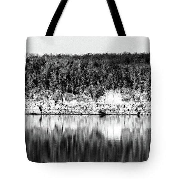 Keystone Reflected Tote Bag