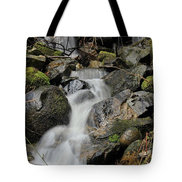 Tote Bag featuring the photograph Keystone by Rod Wiens
