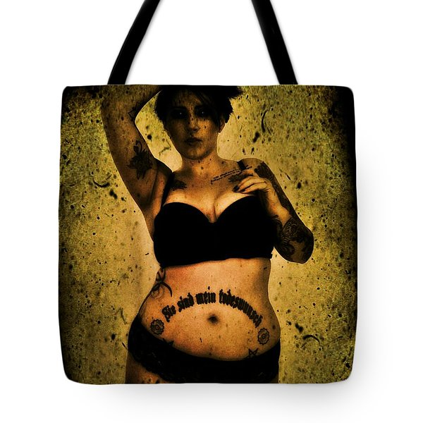 Khrist 1 Tote Bag