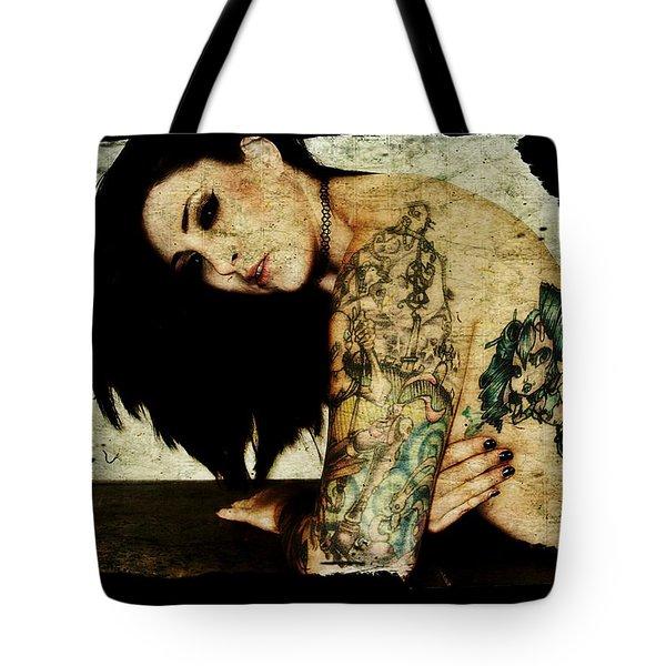 Khrist 2 Tote Bag