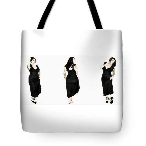 Khrist 4 Tote Bag