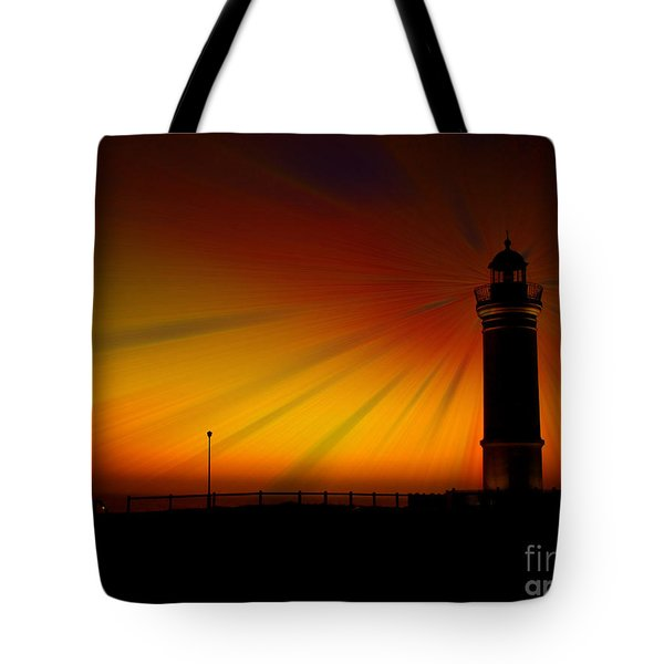 Kiama Lighthouse Tote Bag
