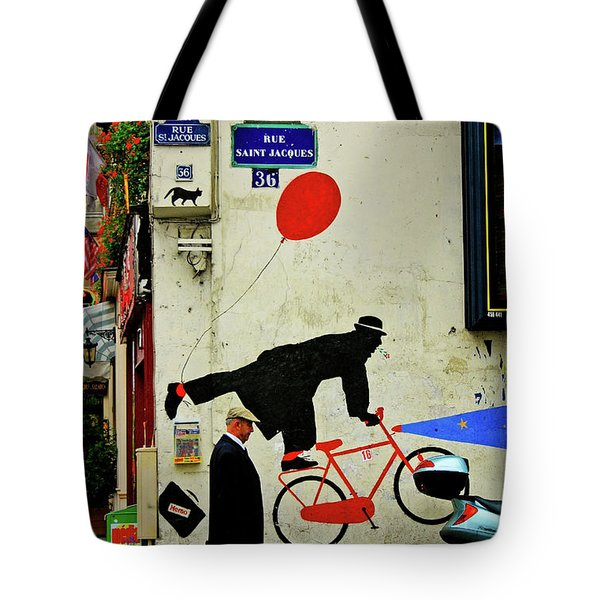Tote Bag featuring the photograph Kick In The Head by Skip Hunt