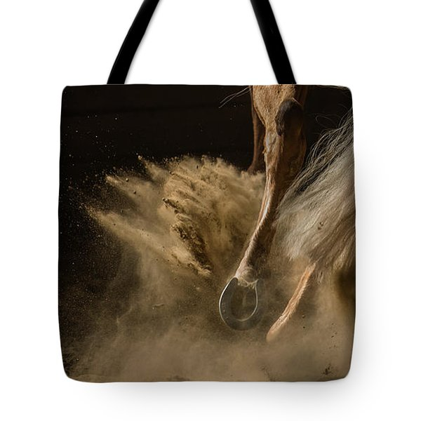 Kicking Up Your Heels Tote Bag