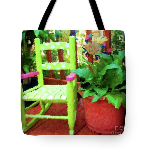 Kid Rock Tote Bag by Debbi Granruth