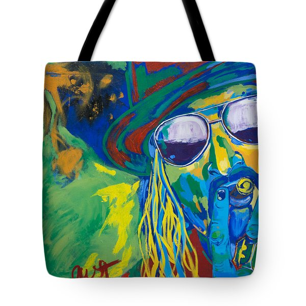 Kid Rock Tote Bag