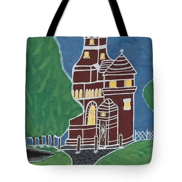 Kiel Germany Lighthouse. Tote Bag