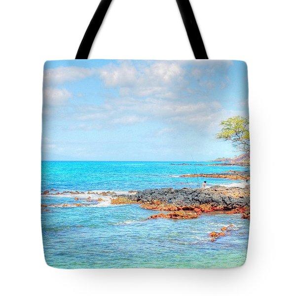 Kihei Paradise Tote Bag