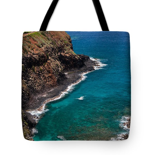 Kilauea Lighthouse Tote Bag