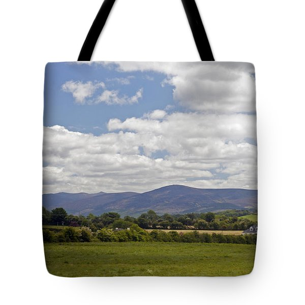 Kilbenhenny County Limerick Ireland Tote Bag