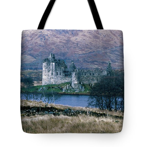 Kilchurn Castle, Scotland Tote Bag