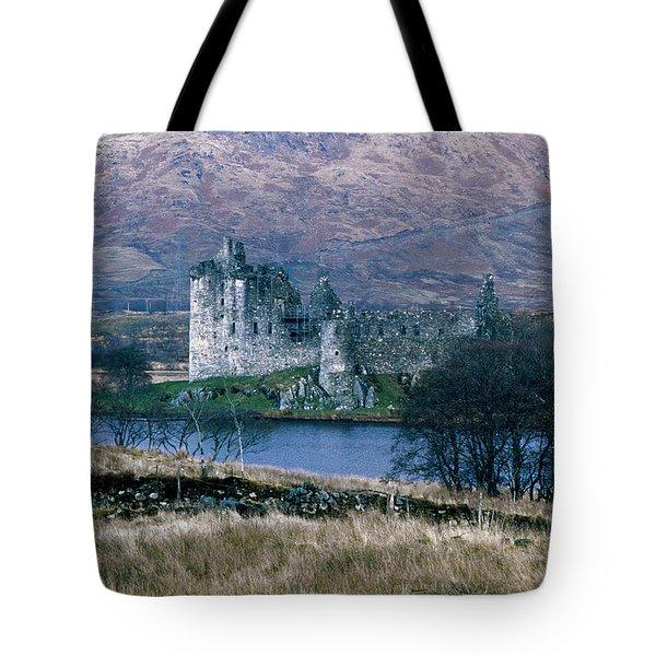 Kilchurn Castle, Scotland Tote Bag