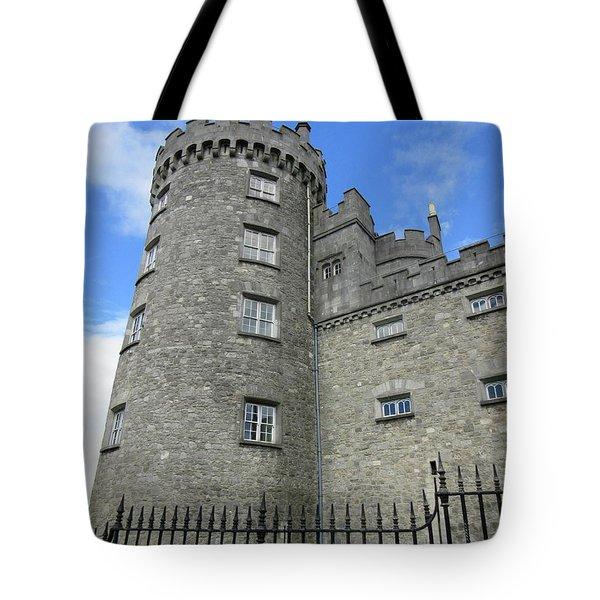 Kilkenny Castle Tower Tote Bag