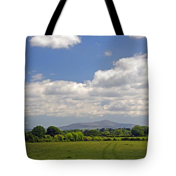 County Kilkenny Tote Bag by Cindy Murphy - NightVisions