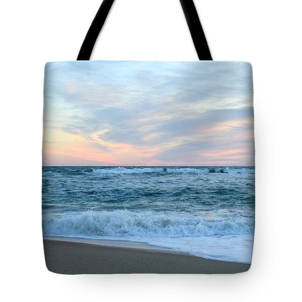 Tote Bag featuring the photograph Kill Devil Hills 11/24 by Barbara Ann Bell