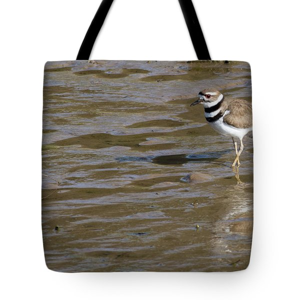 Killdeer Hunting Tote Bag