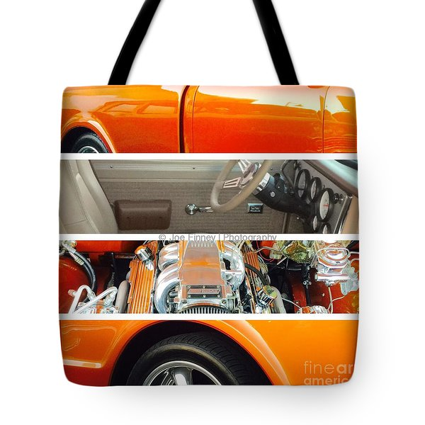 Killeen Texas Car Show - No.2 Tote Bag