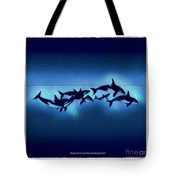 Killer Pod Tote Bag