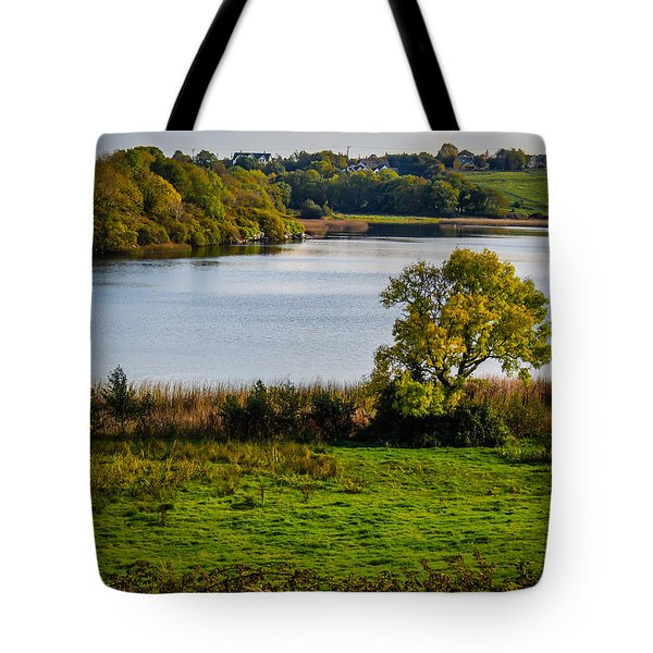 Killone Lake In County Clare, Ireland Tote Bag