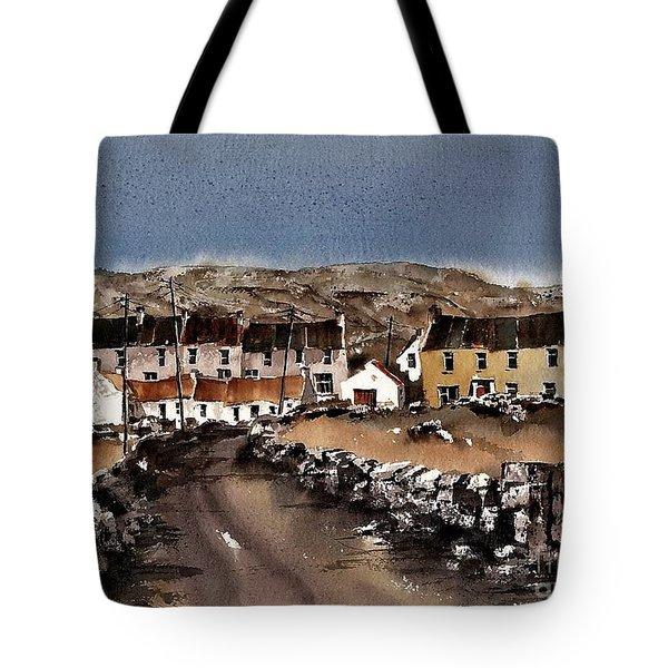 Kilmurvey Inishmore Aran Tote Bag